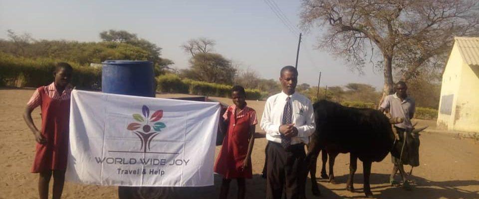 Simbabwe Schule